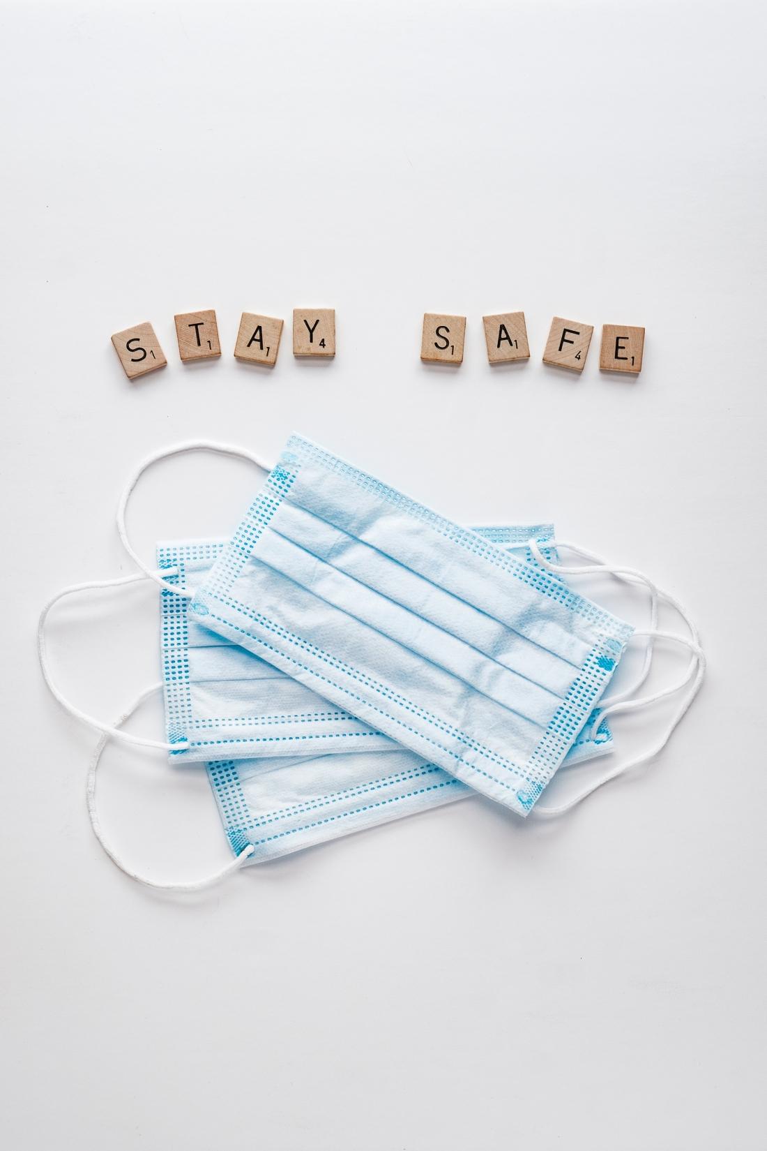 Mundschutz - Abstand - Hygiene